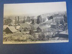 Old C 1910 Angels Camp CA Postcard Angels Quartz Mine Mining   eBay
