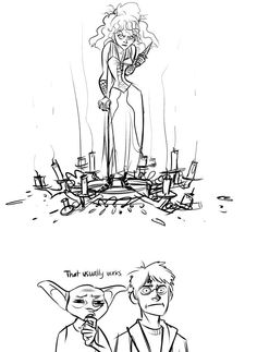 fanart the good, the bad, and the ugly. post your faves and/or terrible fanart here. Harry Potter Comics, Harry Potter Drawings, Harry Potter Jokes, Harry Potter Fan Art, Harry Potter Universal, Harry Potter Fandom, Harry Potter World, Harry Potter Hogwarts, Anel Harry Potter