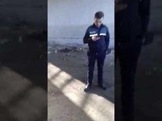 Poliția din Giulești la un grătărel în timpul programului