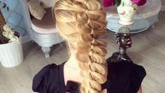 Wedding Bun Hairstyles, Hairstyles Over 50, Party Hairstyles, Boy Hairstyles, Easy Hairstyle, Style Hairstyle, Hairdos, Cool Braids, Amazing Braids