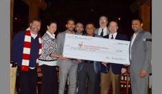 HOS Management Donates $5,000 to Ronald McDonald House Charities