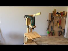 4 in 1 Workshop Accessories (blade guide, miter gauge, crosscut sled) - 4 in 1 ç.i. Aparatları - YouTube