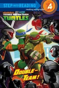 ER TEE. Forced to split up when an increasing number of villains wreak havoc throughout the city, the Teenage Mutant Ninja Turtles find their individual skills pushed to the limit.