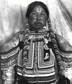Nivisinaaq (aka Mary) at Cape Fullerton - Inuit - 1904