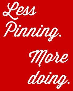 have a pinterest par