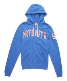 Look what I found on #zulily! New England Patriots Hoodie - Men's Regular…