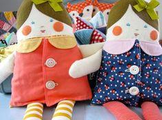 Nifty Kidstuff: Dollies