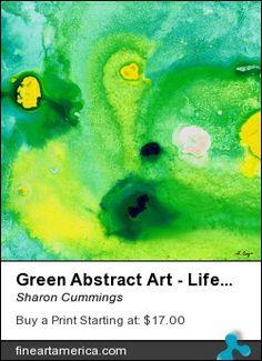 Are you S.I.N.K.I.N.G.?.................................................. #greenart #abstractart