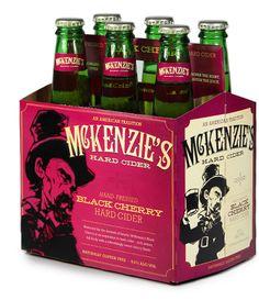 McKenzie's Black Cherry Hard Cider! This stuff is so good.