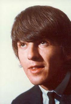 George Harrison (wide eyed)