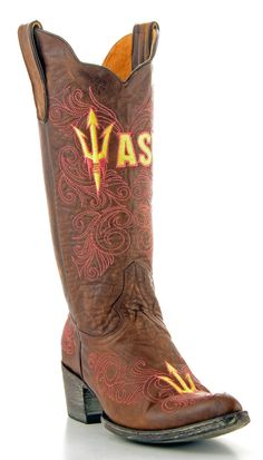 love these ASU shitkickers