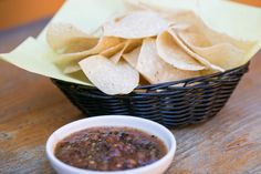 Chips and Salsa are always a classic.