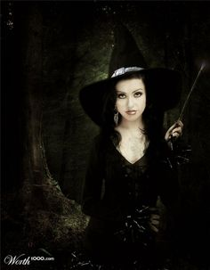 witches and warlocks pictures | Celebrity Witches & Warlocks 3 - Worth1000 Contests