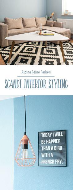 scandi interior styling mit alpina teil 2 feine farben ruhe und farben. Black Bedroom Furniture Sets. Home Design Ideas