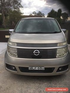 Nissan Elgrand 1998 good condition new wheels and stereo 8 seater ...