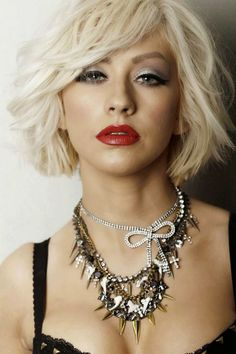 ru_glamour: Кристина Агилера для Leisure Latino Magazine (Spain) – January 2015