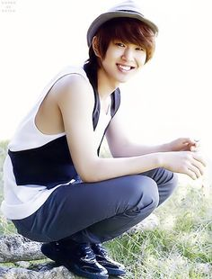 Onew oppa - so cute <3