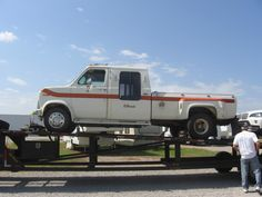 E 450 Hauler Toter Hot Shot Truck Sleeper Cab