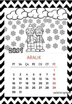 Calendar 2020 Printable One Page - Paper Trail Design Paper Trail, Calendar 2020, First Page, Coloring Pages, Printables, Photo And Video, Instagram, Design, Calendar