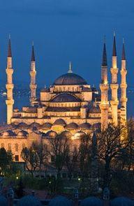 Magnificent Hagia Sophia in Instanbul