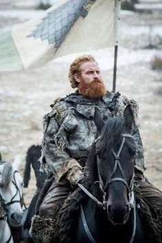 "Game of Thrones Season 6, Episode 9 ""Battle of The Bastards"" - Kristofer Hivju as Tormund Giantsbane"