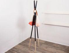 Tutos DIY : Fabriquer un porte manteau minimaliste via DaWanda.com