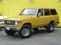 TOYOTA Land Cruiser 60 VX