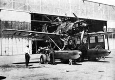 Немецкий гидросамолет Арадо Ar.196A