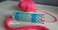 Bulles de Plume: DIY Fabriquer un tricotin #tricotin