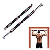 Pull Up Bar Doorway Chin Up Bar Household Horizontal Bar Home Gym Exercise Home Gym Exercises, Gym Workouts, At Home Workouts, Chin Up Bar Doorway, Up Fitness, Workout Fitness, Dip Station, Door Bar, Power Tower