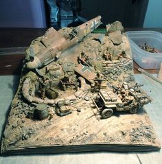 """""""S.A.S. Who Dares, Wins!"""" By Modeler Marcus Nieminen ?? Scale (48)"""