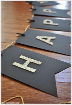 DIY Happy New Year Garland http://integratire.com/ https://www.facebook.com/integratireandautocentres https://twitter.com/integratire https://www.youtube.com/channel/UCITPbyTpbyNCDeEmFbYFU6Q
