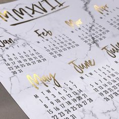 SNEAK PREVIEW - CALENDAR 2017 ✖️ MMXVII ✖️ ART PRINT WITH GOLD FOIL #realpassionates  #dreamchaser #AdventureSeeker #passioniseverything #artprint #followthatdream #backtopaper #stationery #papergoods #penandpaper #paperlove #ownit #goaldigger  #writeitdown #passion #creative #inspiredaily #SimpleButSpecial #design #thelittlethings