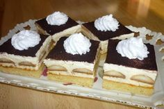 Czech Recipes, Ethnic Recipes, Desert Recipes, Carrot Cake, Nutella, Baked Goods, Tiramisu, Deserts, Food And Drink