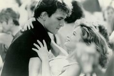Dirty Dancing - Oh what I wouldn't give to have danced with Swayze.