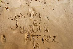 young wild&free.