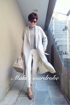 a126c5524dce557b02fff08a58a27d84 Fashion Over, Work Fashion, Daily Fashion, Fashion Outfits, Womens Fashion, Fashion Trends, How To Have Style, Mode Style, Japanese Fashion