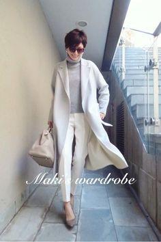 a126c5524dce557b02fff08a58a27d84 Fashion Over, Work Fashion, Daily Fashion, Fashion Outfits, Womens Fashion, How To Have Style, Fashion Books, Mode Style, Japanese Fashion