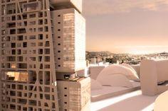 The H99 skyscraper, the symbol of the urban metamorphosis of Marseille » CONTEMPORIST