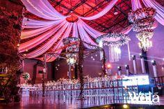 salon bodas decoracion floral casa santo domingo