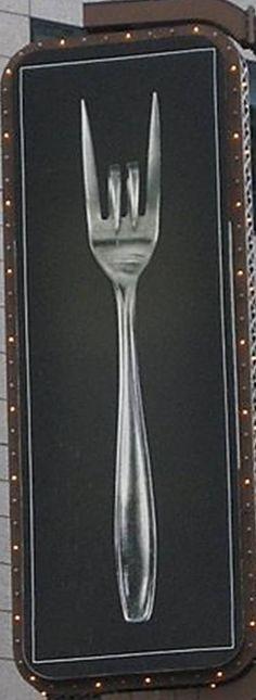 University of Texas Longhorns - Hook 'em Horns fork