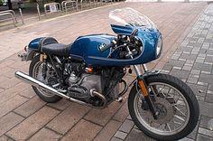 Bmw R100 RS Special #8 by Ritmo Sereno