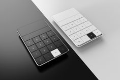 Everything about the Calculator 2.0 by Nikhil Kapoor is amazing. The product is just mesmerising to look at, and it comes with an incredibly sleek design