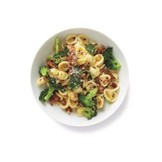 Pasta With Turkey and Broccoli ❤ liked on Polyvore featuring food, fillers, food & drink and food and drink