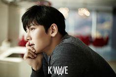 Ji Chang Wook - K Wave Magazine December Issue '14