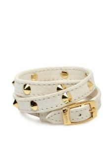 I'm not one for wrap bracelets, but I like this one.