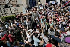 Egipto realiza decenas de arrestos antes de manifestación - http://a.tunx.co/Hg92A