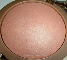 Milani Baked Blush in Luminoso: NARS orgasm dupe