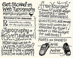 visual thinking: sketchnotes 101