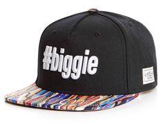 Biggie Snapback Cap by CAYLER & SONS